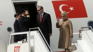 Presidenti Erdogan në ShBA për nënshkrimin e marrëveshjeve për investime