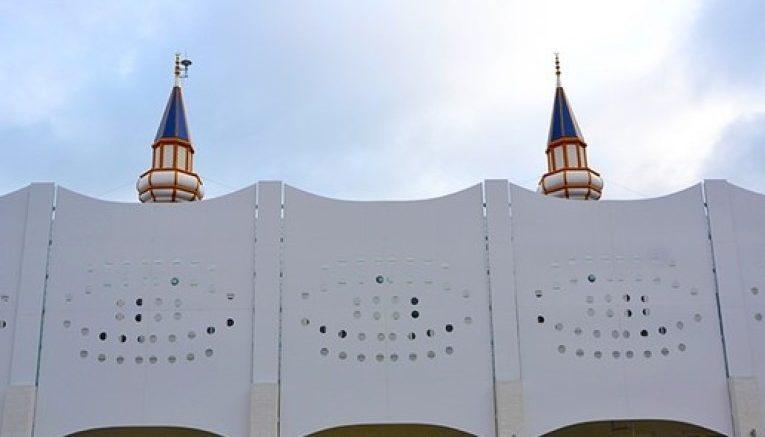 Një xhami e re në Danimarkë